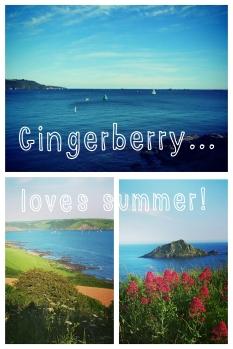 Devon Gingerberry Summer