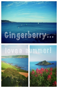 Devon Gingerberry Summer