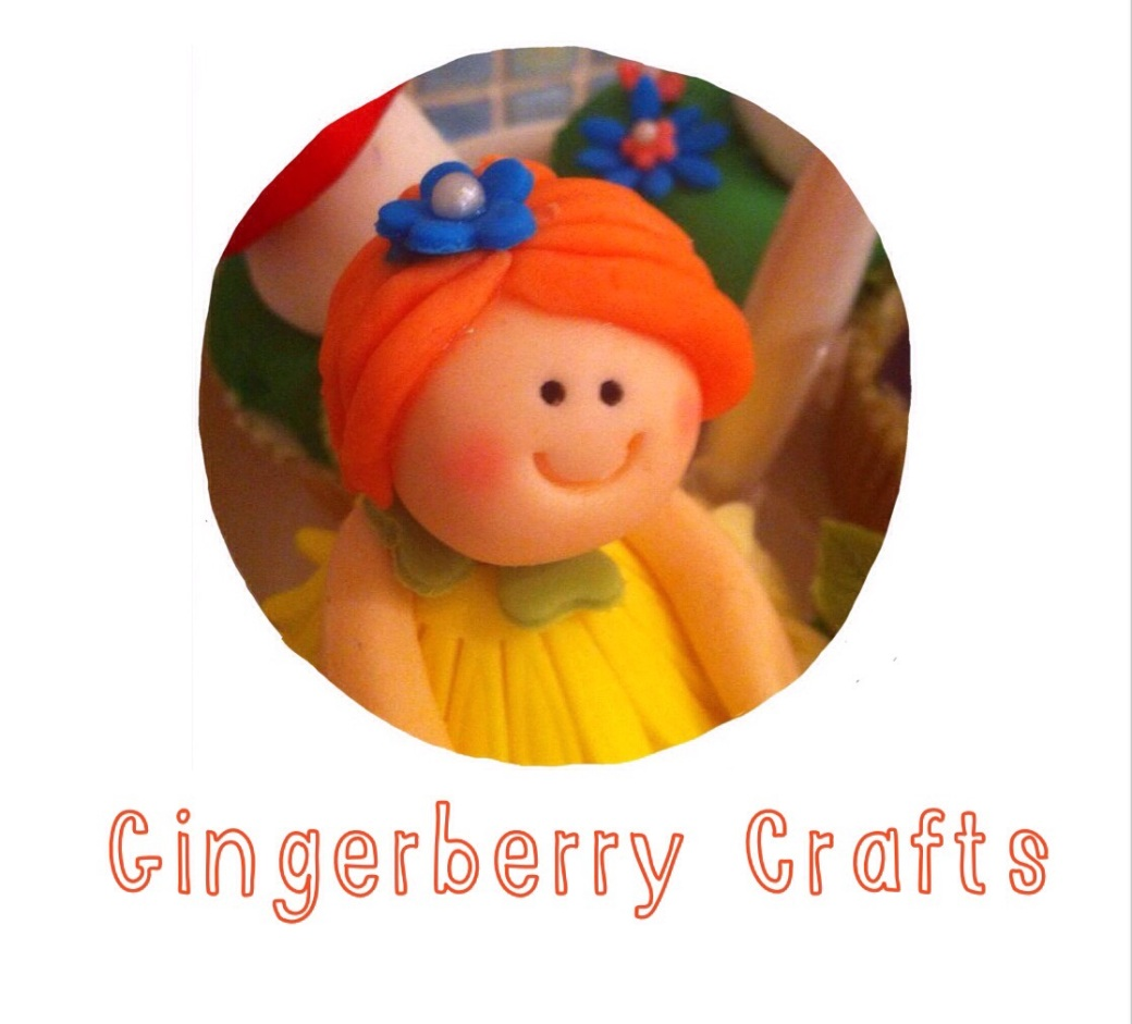 The Gingerberry Fairy!