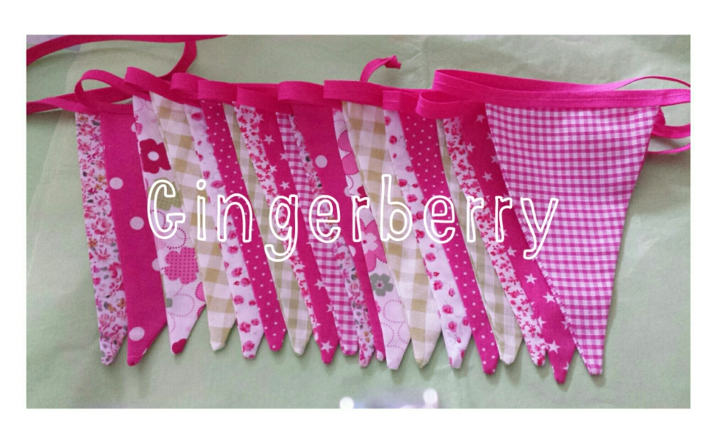 gingerberrybunting