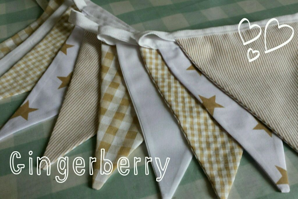 gingerberry bunting beige